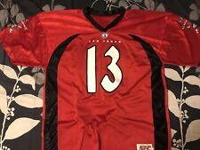 ce7888430 Clint Dolezel  13 Las Vegas Gladiators AFL Arena Football League Jersey  Size XXL