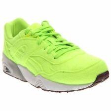 Puma R698 Bright Running Shoes - Green - Mens cdf365ec8