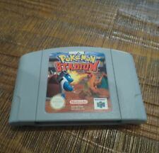 POKEMON STADIUM NINTENDO 64 fr