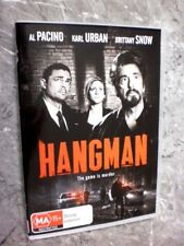 Hangman The  Game is Murder (DVD, Region 4) GB6