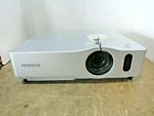 Hitachi CP-X301 Portable XGA 3LCD Projector 2,600 Lumens 2605 Lamp Hours Tested