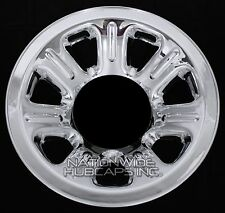 "1 2000-2011 Ranger 15"" Chrome Wheel Skins Hub Caps Full Covers 7 Spoke Steel Rim"