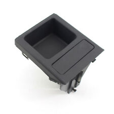 NEW FOR BMW E46 98-06 BLACK COIN HOLDER 320 323 325 330 M3 Ci Xi US Stock