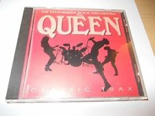 Queen Classic trax (played by Synthesizer Rock Orch.)  [CD]
