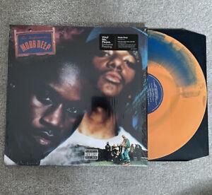 Mobb Deep - The Infamous - Vinyl Me, Please VMP Blue & Orange Haze /1000
