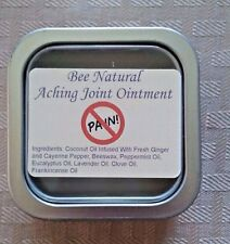 ALL NATURAL Joint Ointment - 2oz - Arthritis, Sore Muscle and Pain Relief Salve