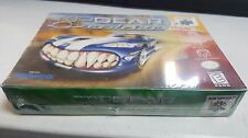 Top Gear Overdrive - Nintendo N64 - BRAND NEW FACTORY SEALED H-Seam