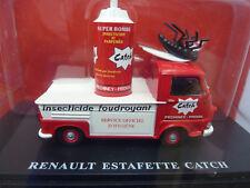 Renault Estafette CATCH bombe insecticide 1/43e TOUR DE FRANCE caravane
