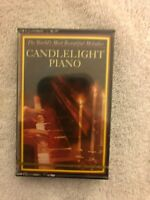 The World's Most Beautiful Melodies Candlelight Piano CASSETTE TAPE-NEW SEALED