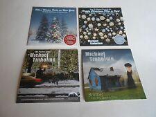 Michael Tinholme 4 CD Singles Digipak Brother can/When Winter Falls/Happy Xmas