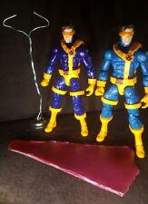 Custom Cyclops marvel legends figure with optic blast effect Jim Lee 90's X-Men
