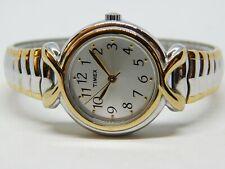 Timex Two Tone Quartz Analog Ladies Watch
