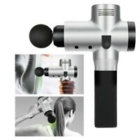 Professional Hand Held Deep Tissue Muscle Massage Gun Body Vibration Therapy CO