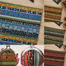 Ethnic Pre-Cut Fat Quarters Bundle Sewing Cotton Linen Quilt Fabric 50cm*150cm