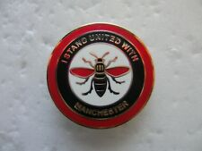 Manchester Bee / Worker Bee Mancunian / I Stand United With