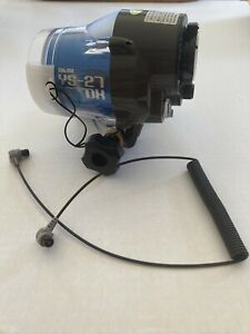Sea & Sea YS-27 DX Strobe Underwater Flash with Optic Cable