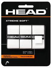 HEAD Xtreme Soft Overwrap Docena Grip - White