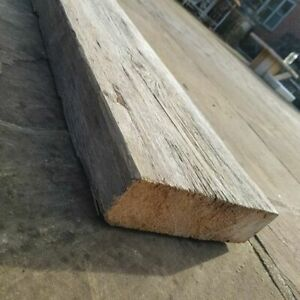 Reclaimed Rustic Sanded Pine Boards Industrial Shelves Bespoke Lengths