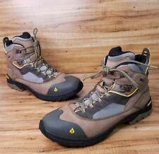Vasque Men's BOREAS GTX Hiking Gore Tex Vibram Sole Leather Boots 13M EUC!