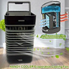 Air Conditioner Cooler Humidifier Purifier Fan Portable Cooling Flow Filter Hot