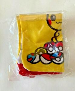 Japanese Pokemon Center Dice Storage Pouch Collection - Pikachu Pokeball Design