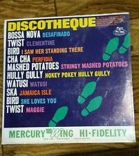 RARE COMPILATION - SEALED LP - DISCOTHEQUE - MERCURY WING 12284