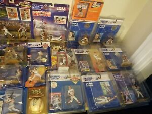 HUGE Cal Ripken Jr Figures LOT Collection Baseball Collectibles SLU MLB Iron Man