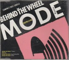 Behind The Wheel by Depeche Mode (CD-Maxi, 1988, Mute) GOOD / FREE SHIPPING