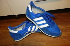 GREAT VINTAGE '80 ADIDAS BOSTON TRAINERS ,UK 8,  US 9, VERY GOOD  CONDITION