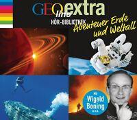 WIGALD GEOLINO EXTRA/BONING - (6)BOX-ERDE UND WELTALL  4 CD NEU