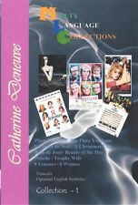 Catherine Deneuve. 5 movies  Region Free Collection 1 Optional English Subtitles