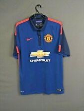 Manchester United Jersey 2014 2015 Third 3rd L Shirt Trikot Nike 631205-419 ig93