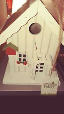 "Bird House - Brand New - Unused 1"" Opening w/perch - Nicely