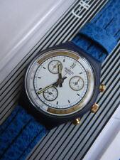 Swatch + chrono + +scn100 SKIPPER + + NEUF/NEW