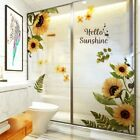 Sunflower Kitchen Removable Wall Sticker Window Home Decor Decal Mural Art
