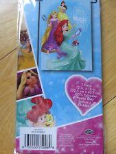 "New listing Cute Disney Princess Decorative Garden Flag Indoor/Outdoor ""Make Your Own Magic"""
