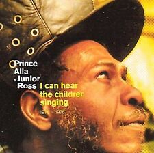 DAMAGED ARTWORK CD Prince Alla & Junior Ross: I Can Hear the Children Singing 19