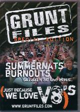Summernats Burnouts - Skiddin at the Nats