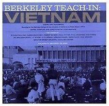 Berkeley Teach-In: Vietnam by Various Artists (CD, May-2012, Smithsonian...