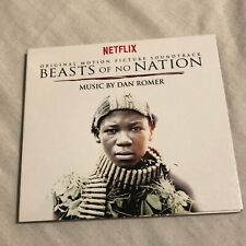 Beasts Of No Nation Dan Romer CD Soundtrack OST Score Of The Southern Wild