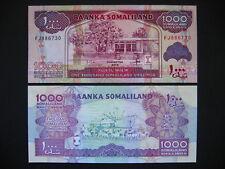 Somalilandia 1000 shillings 2014 (p20new) UNC