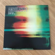 "Ambulance Ltd. - Primitive - 7"" Single - 2003 - UNPLAYED - Discount For 2+"