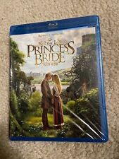 New! The Princess Bride (Blu-ray Disc, 2015, 25th Anniversary Edition) movie