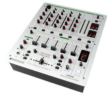 DJM-500 5-CHANNEL PROFESSIONAL DJ MIXER LIVE SOUND MIXER DESK EFFECTS EQ MIC IN