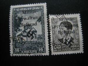 stamps Jugoslavia