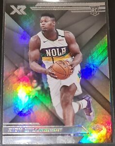 Zion Williamson 2019-20 Panini Chronicles XR Rookie Card (no.271)