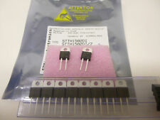2 Stück / 2 pieces STTH1502DI Ultrafast RECOVERY DIODE  200V 15A 20ns NEW
