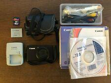 Canon PowerShot S95 Digital Camera + Leather Case + 16GB SD Card + Original Box