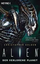 Alien - Der verlorene Planet  Christopher Golden 2016, Taschenbuch ++Ungelesen++