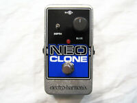 Used Electro-Harmonix EHX Neo Clone Analog Chorus Guitar Effects Pedal